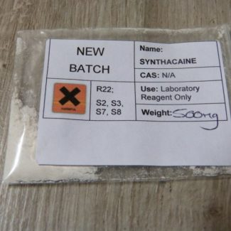 Buy Synthacaine Powder Online
