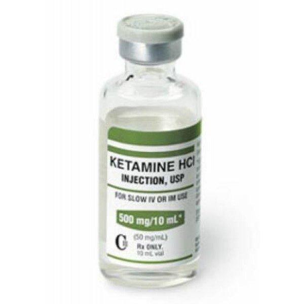 Ketamine HCL Tiêm trực tuyến