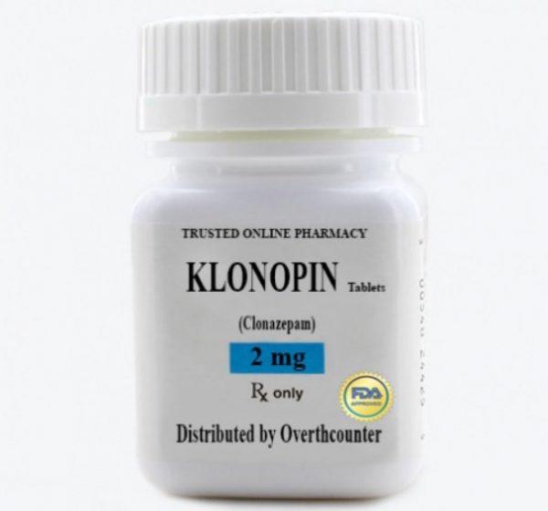 Mua Klonopin 2mg trực tuyến