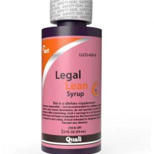 Comprar legal Lean Cherry Syrup