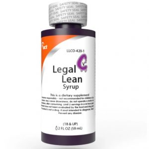 Acquista Legal Lean Grape Syrup