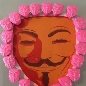 Anonymous 180m MDMA Pills