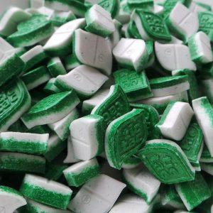 Green White TicTac 130mg MDMA Pills