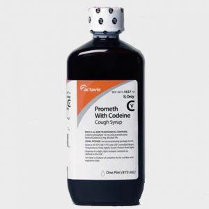 Actavis Promethazine Purple Cough Syrup